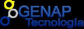 GENAP Tecnología logo